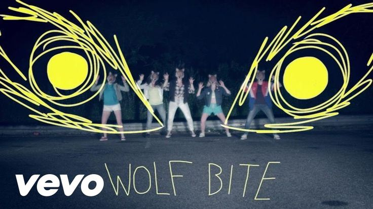 Owl City - Wolf Bite (Official Visualizer)