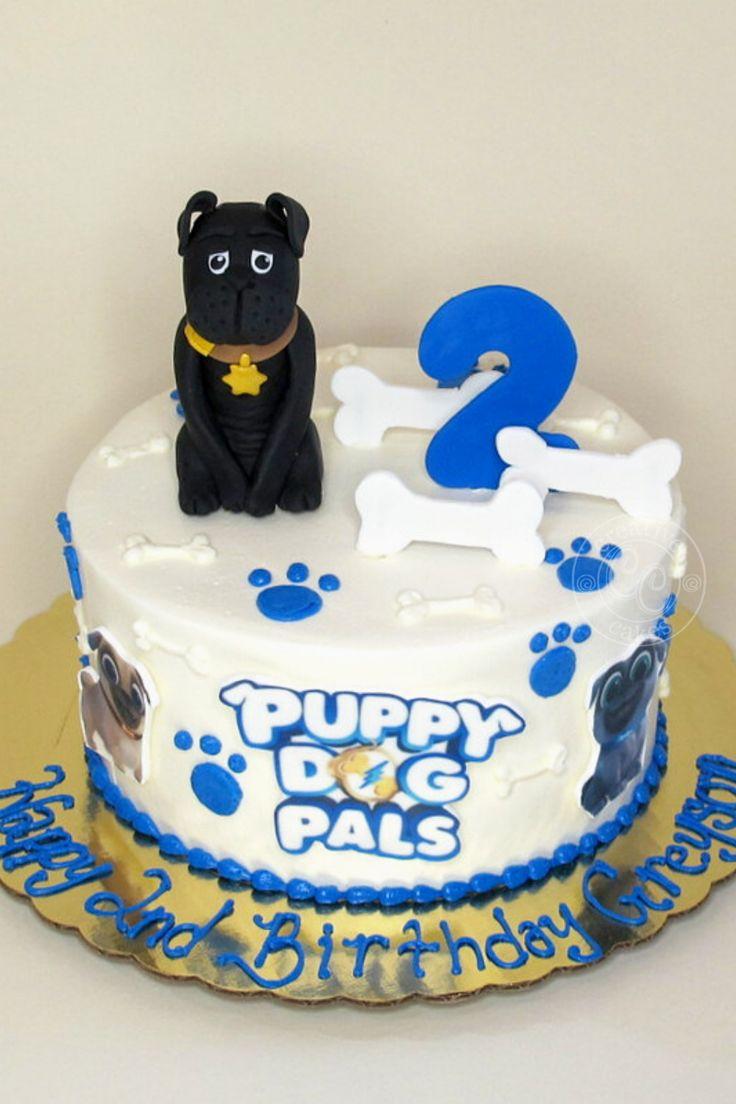 Puppy dog pals birthday cake creative cakes bakery