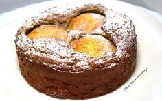 Овсяный диетический пирог с персиками! - диетические пироги / диетические брауни - Полезные рецепты - Правильное питание или как правильно похудеть