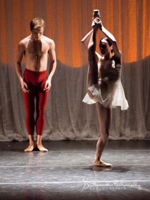 Ballet photography by Stanislav Belyaevsky Gala in Mikkeli (Finland) Olesya Novikova and Leonid Sarafanov 1 nota