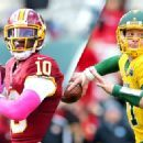 Robert Griffin III will get a chance to revive his career in Cleveland after signing with the Browns.