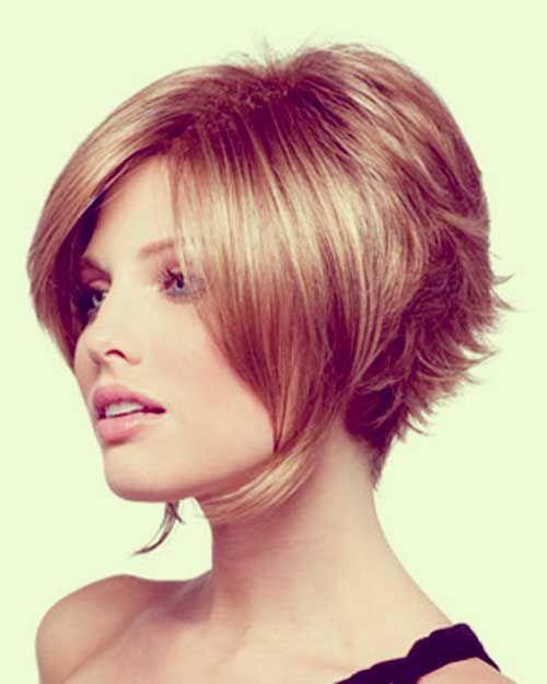 Short Inverted Bob Haircuts for Fine Hair