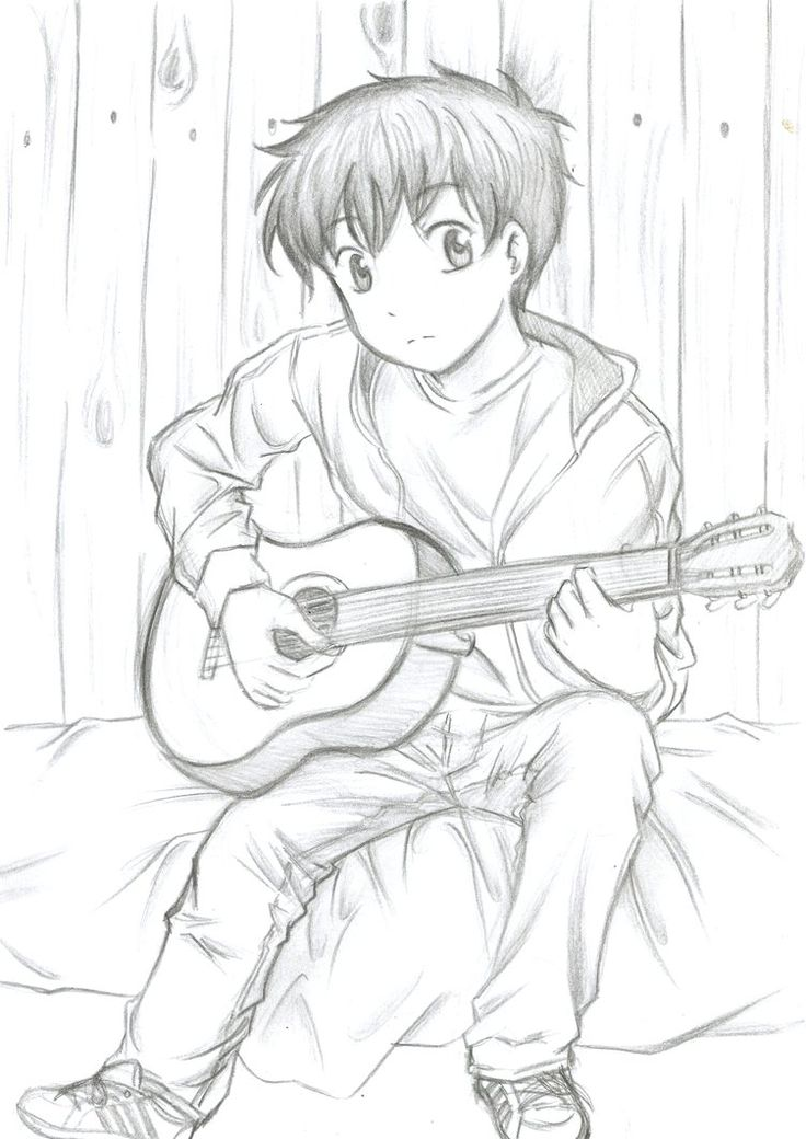 Cute Anime Boy Drawing Images: 17 Best Images About Drawings On Pinterest