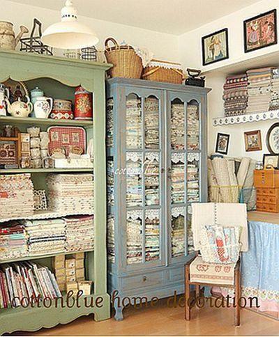 Les 25 meilleures id es de la cat gorie meubles peint en bleu sur pinterest - Pinterest meubles peints ...