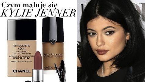 Czym maluje się gwiazdka? Internautki oszalały na punkcie makijaży Kylie Jenner. Gwiazdka, która dorysowuje (i tak powiększone) usta, zachwyca swoją makijażową ...