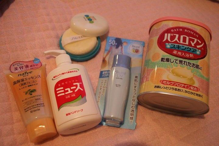 japanese drugstore haul