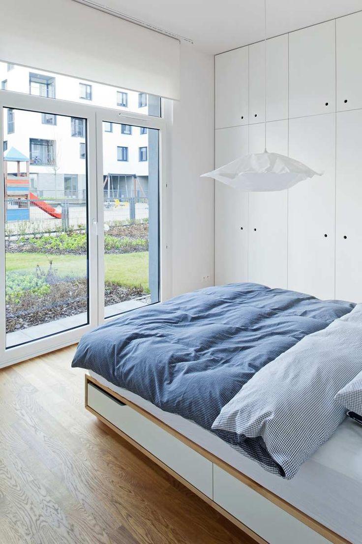 Dressing pour petite chambre ides fonctionnelles modernes