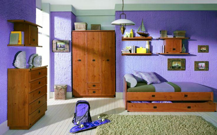 Tento dětský nábytek svoji barevností byste zvolili i Vy ? Naše doporučení by možná bylo zkombinovat více barev pro každou stěnu a bylo by to zajímavější . Souhlasíte s námi ?