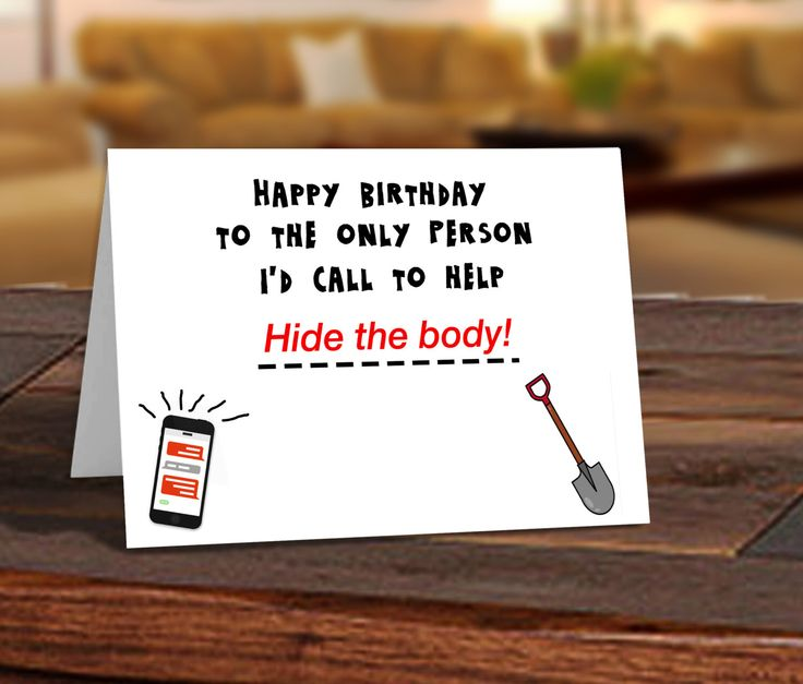 15 Must See Funny Birthday Wishes Pins: Funny Birthday Card