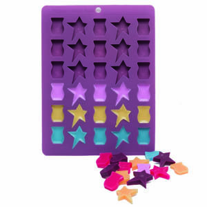 THEY'RE HERE!!!!!! NEW Scentsy Fragrance Sample Molds! Making fragrance samples just got easier and more addictive! Crafted of durable silicone, each mold makes 30 samples shaped like the classic curve warmer and signature Scentsy star. Simply pour melted wax into the mold, let the wax sit, and pop out the samples. Be sure to have plenty of Fragrance Sample Cards and Mini Zip Sacks on hand to assemble irresistible samples that sell!