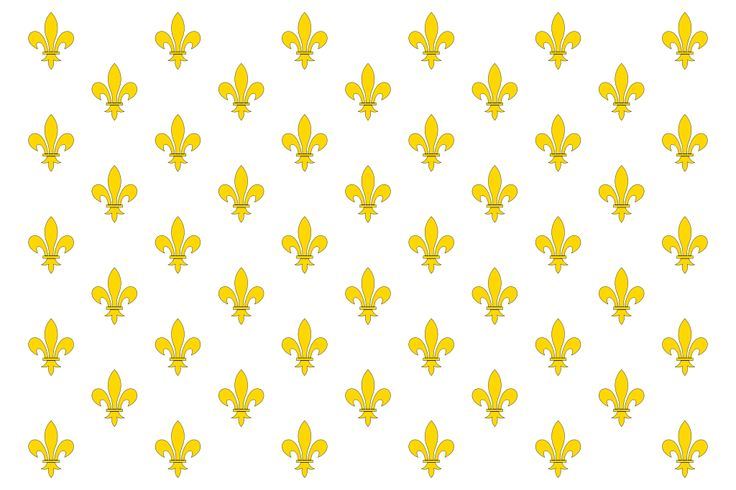 Flag of the Kingdom of France (1598-1789)