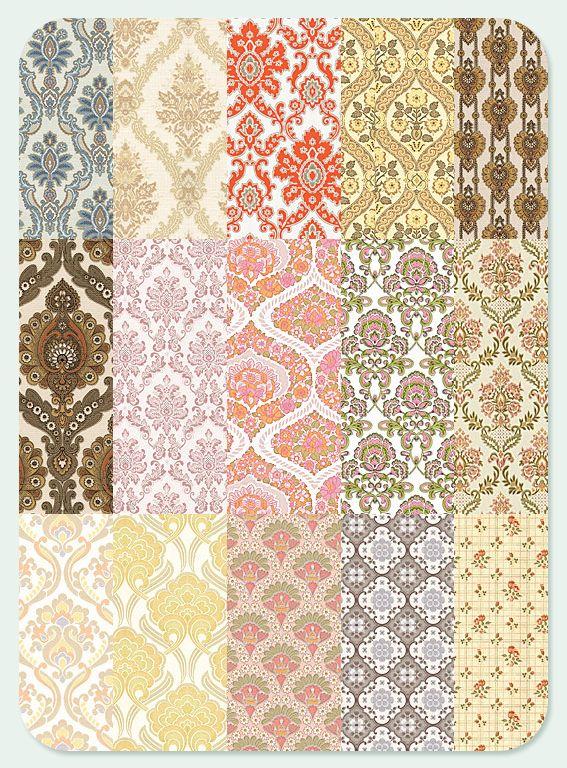 free vector wallpaper patterns