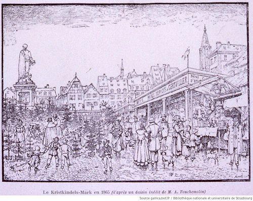 8 best Le marché de Noël de Strasbourg sur Numistral images on ...