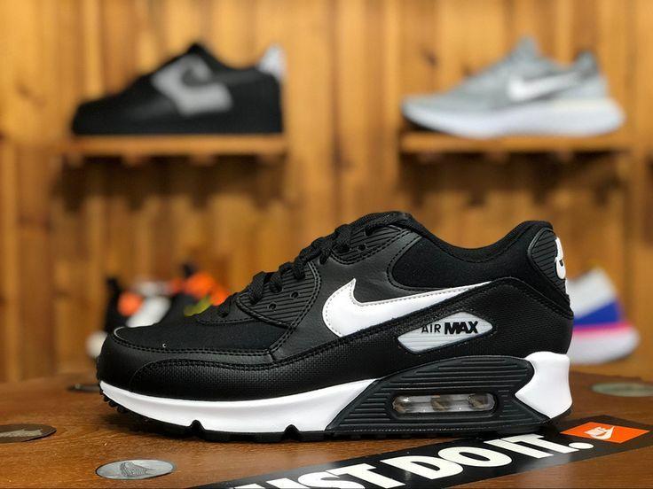 75 99 Billig Nike Air Max 90 Schwarz Weiss 325213 047 Online Zu Verkaufen Sneakers F Fashionmodel Air Max 90 Black Nike Air Max 90 Black Nike Air Max 90