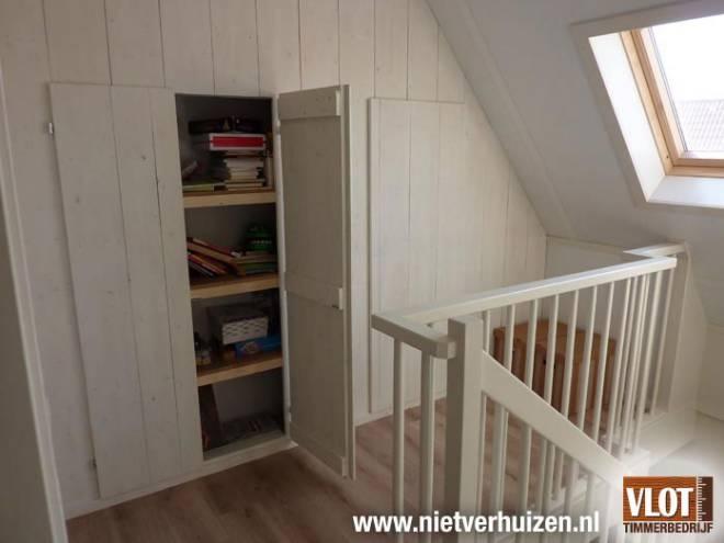 wit steigerhout kast