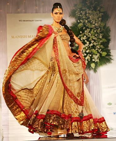 red and gold colored lengha  #lengha #bridal_lengha