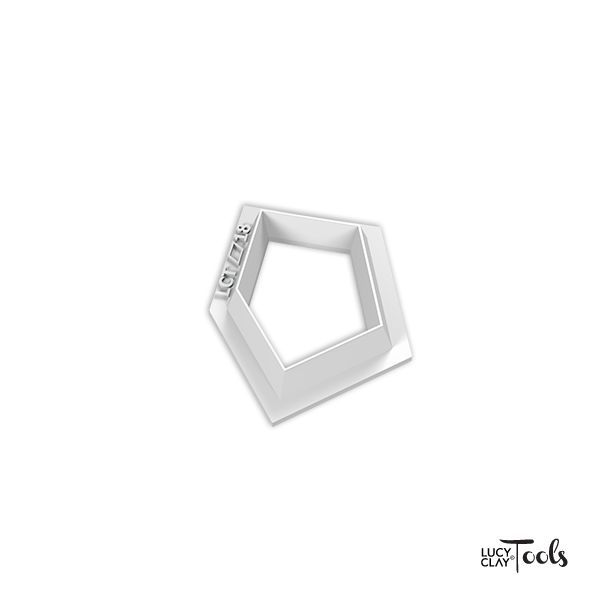 LC Cutter 1525 (Polygon 18) | Order at LC Store EU http://www.lucyclaystore.com/en/lc-cutters/272-lc-cutter.html LC Store USA http://www.lucyclaystore.com/usa/lc-cutters/272-lc-cutter.html | Inspiration http://issuu.com/lctools/docs/cutters-pentagons