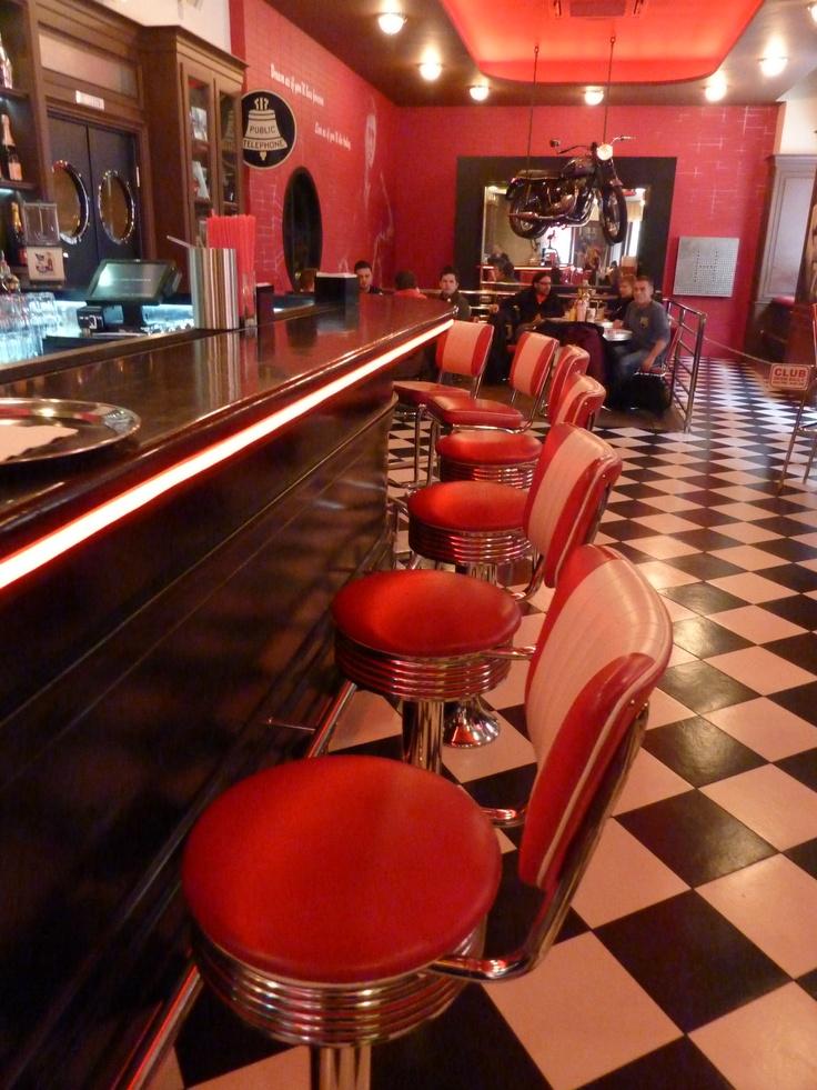 112 best images about Diner Designs on Pinterest | Ceiling ...