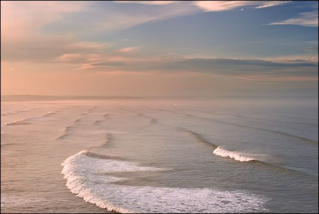 Saunton Sands - one of the most beautiful beaches in Devon