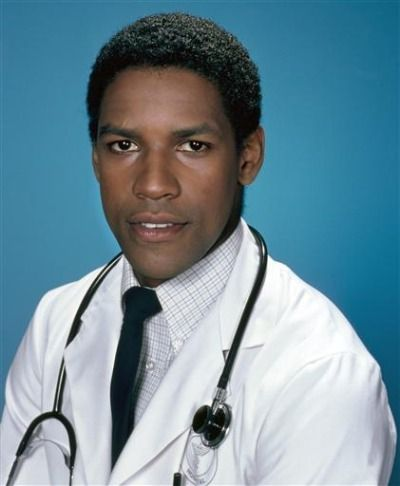 "Denzel Hayes Washington, Jr. - Movie: St. Elsewhere ""Dr. Phillip Chandler"" (1982-1988)"