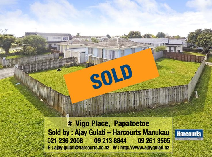SOLD by Ajay Gulati : # Portage Road, Papatoetoe  Still Thinking of Selling your Property, Call me on Ph: DDI : 09 213 8844 , W : 09 261 3565 M: 021 236 2008 or email ajay.gulati@harcourts.co.nz.  I have buyers looking for properties in South Auckland area, Click for Free Market Appraisal : http://ajaygulati.harcourts.co.nz/Home/Selling-Your-Property/63680  Complete the Form & I'll respond within 24 hours or may be much quicker than that.  