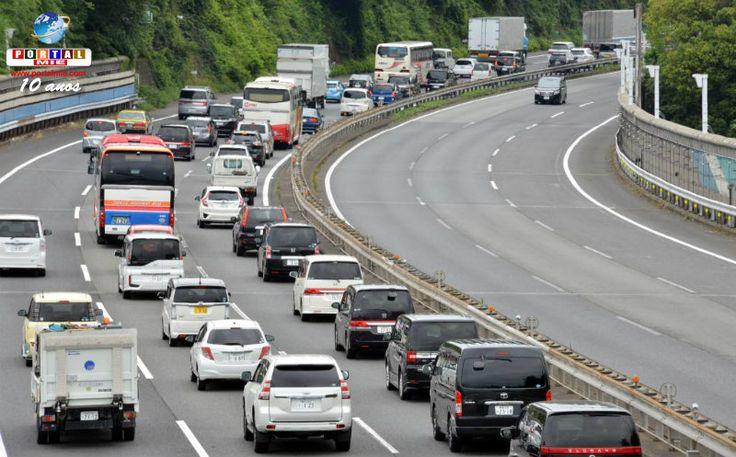Pico de volta tem previsão de engarrafamento no tráfego de até 45 Km