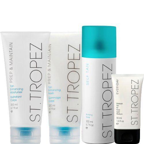 St. Tropez Perfect Glow Kit
