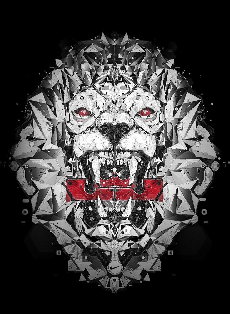 10 Best Lebron James Logo Lion FULL HD 1080p For PC