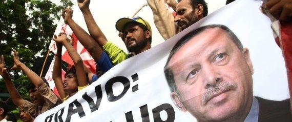 Erdogan aprovecha el golpe de Estado para defender la aprobación de la pena de muerte
