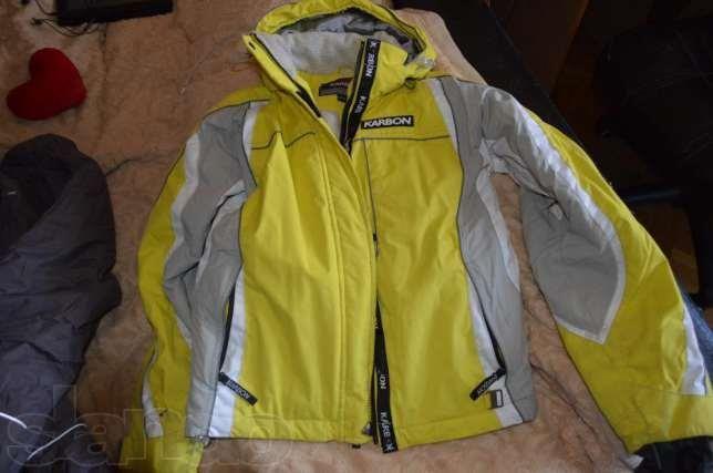 Продам лыжные куртки и штаны