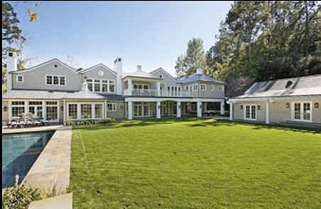 Harrison Ford and Calista Flockhart's New House in L.A.
