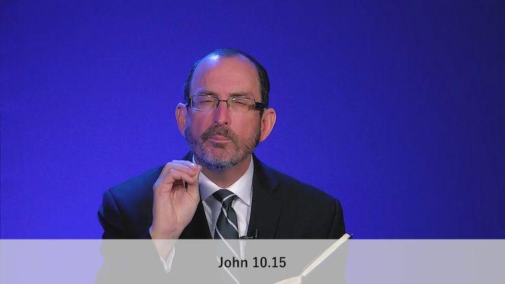 Dr. Baruch Korman: John Chapter 10 Part 2