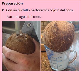 COMO HACER EL ACEITE DE COCO