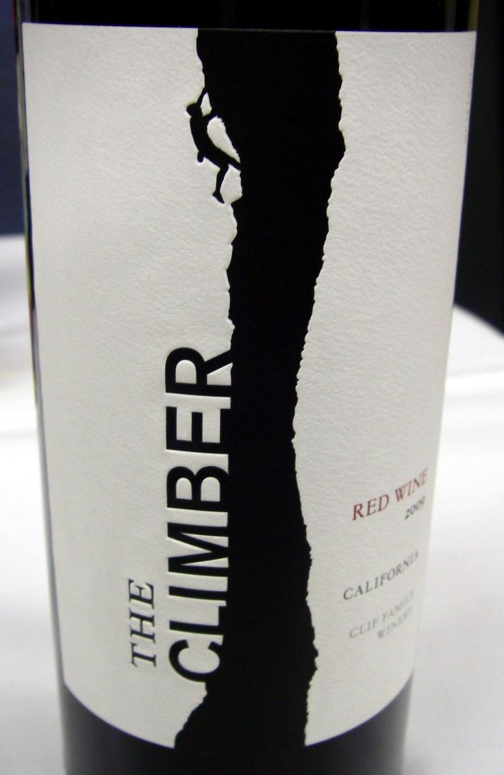 The Climber Red wine