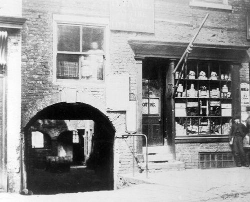 Bridge End, no. 31