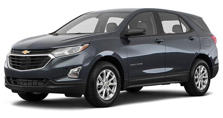 Marshall Field's Company: 2018 Chevrolet Equinox LS