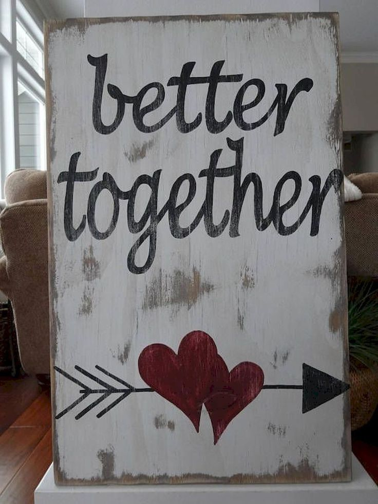 Farmhouse Inspired Valentines Decor (26)