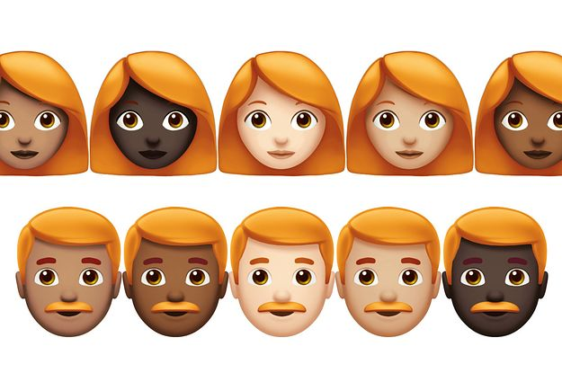 Here S How To Get The Redhead Emoji On Your Iphone Early Https Www Buzzfeednews Com Article Nicolenguyen How To Get Redhead Emoji Ipho Redheads Redhead Emoji