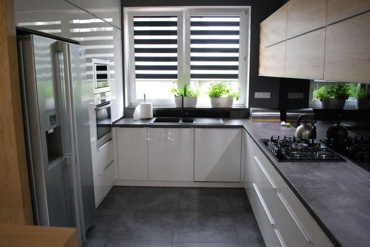 Jak aranżować małe kuchnie? Pomysły na niewielkie przestrzeni z użyciem mebli Mobiliani - www.mobiliani.pl