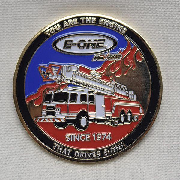 2016 E-ONE Rev Group Custom Coin