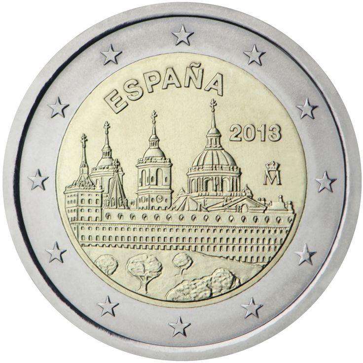 España 2 euros conmemorativos (Especial) 2013