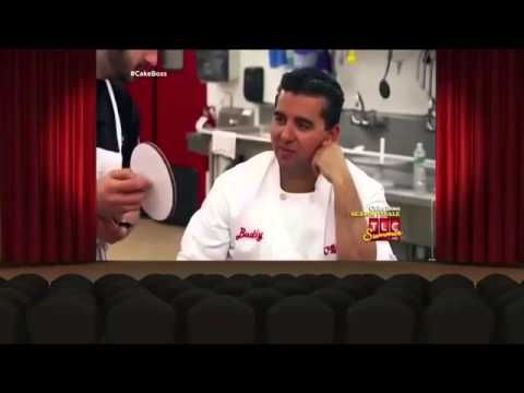 Cake Boss S06E16 Momma's Birthday Surprise ( FULL EPISODE )