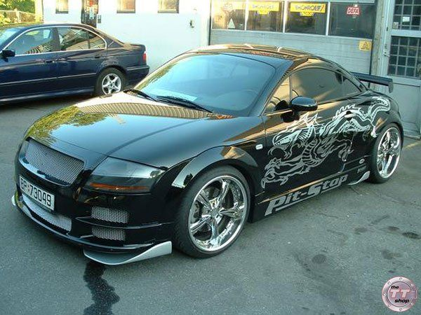 dietrich gt2 body kit audi tt 8n mk1 germany audi tt pinterest mk1 audi tt and audi. Black Bedroom Furniture Sets. Home Design Ideas