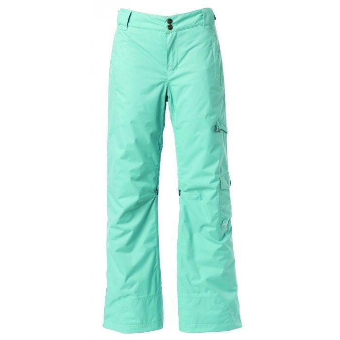 ROJO Adventure Awaits Women's Aqua Blue Ski Pants Salopettes NEW UK 14 RRP £119