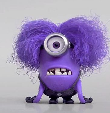 30 best DIY Purple (Evil) Minion Costume Ideas images on ...