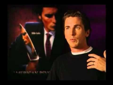 + Christian Bale - American Psycho Interview
