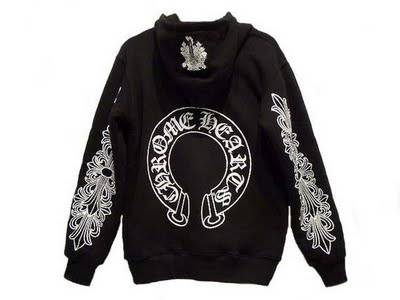 Chrome Hearts Hoodie by Chrome Hearts