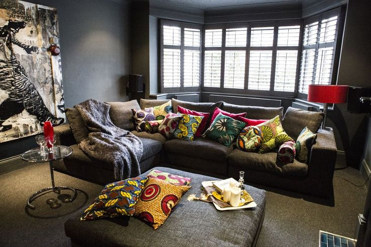 African Home Decor with the Strong Natural Touches | Migentemag.