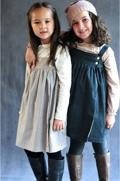 Olive Juice - cute modest clothing for girls without glitter and bling and fluorescent colors ;)