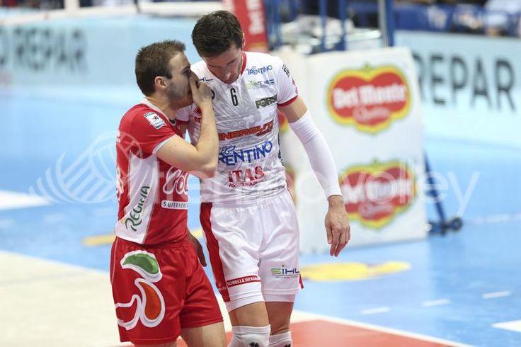 Colaci e Zygadlo #trentinovolley #volley